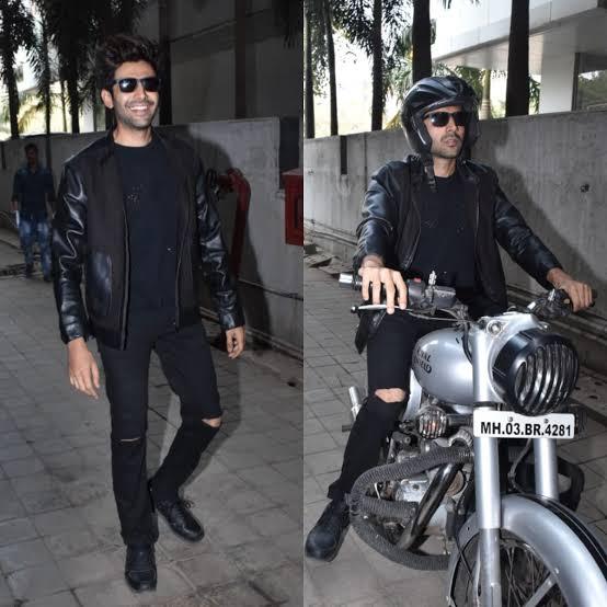 Ranveer Singh, Kartik Aaryan, Vicky Kaushal: THESE PHOTOS Actors Prove Their Love For Bike Riding