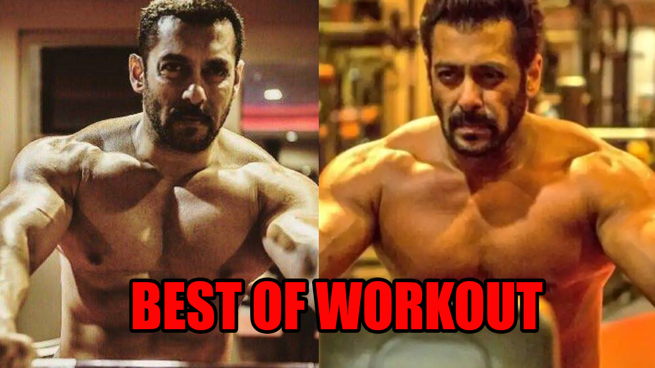 salman khan workout: Salman Khan's workout routine and ... |Salman Khan Workout In Gym