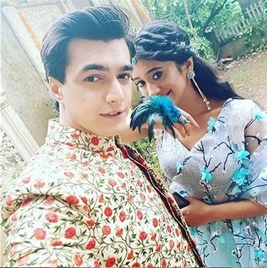 Yeh Rishta Kya Kehlata Hai: Mohsin Khan And Shivangi Joshi's Ethnic Looks 2