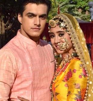 Yeh Rishta Kya Kehlata Hai: Mohsin Khan And Shivangi Joshi's Ethnic Looks 4