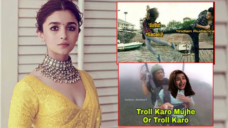 Alia Bhatt And Rhea Chakraborty's Top Funny Memes That Went Viral On Internet 3