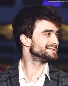 Bearded Looks To Steal From Daniel Radcliffe 2