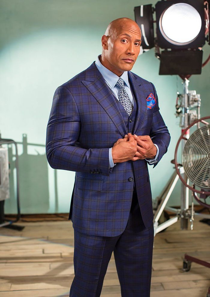 Dwayne Johnson's Suit Looks That Define His Amazing Body Image and High Fashion Quotient! 3