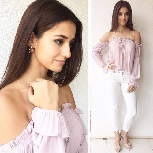 Ethnic To Western: Disha Patani's Beautiful Looks Will Leave You Mesmerised; See Photos