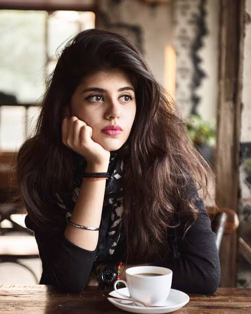 Headline: Sushant Singh Rajput's Co-Star Sanjana Sanghi Is Glamorous In Real Life, See Pics