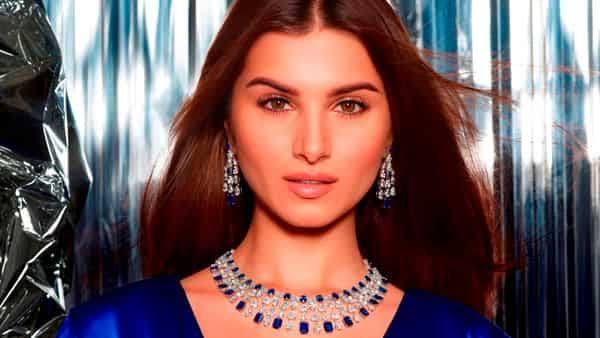 Here's How Disha Patani and Tara Sutaria Styled Lehenga With Diamond Jewellery 1