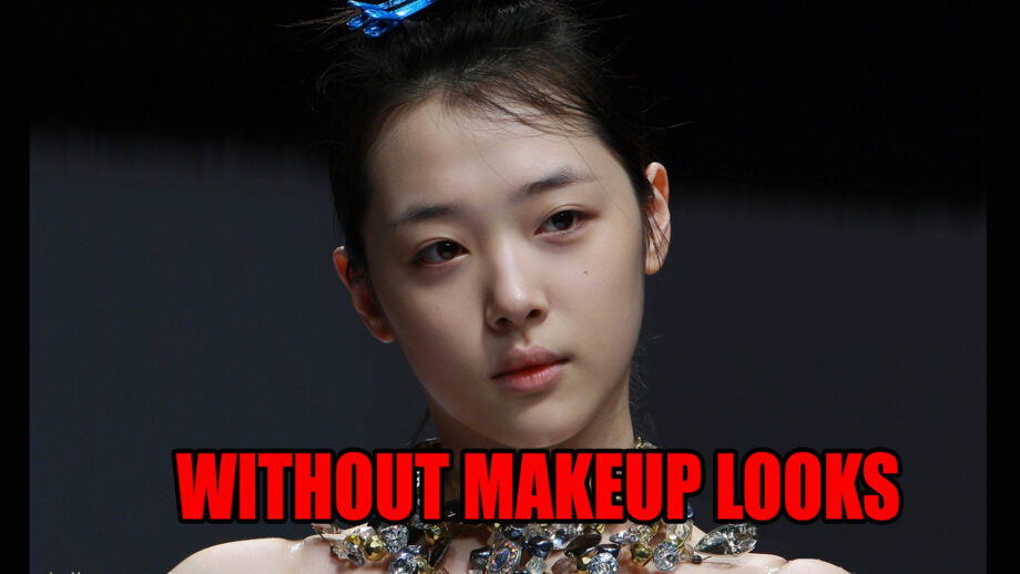 Here S Proof South Korean Actress Sulli Is Simply Gorgeous Without Makeup Iwmbuzz