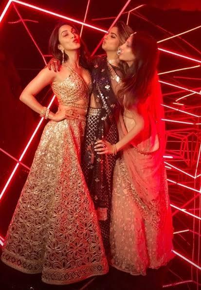 Isha Ambani And Kiara Advani's BFF Moments Together