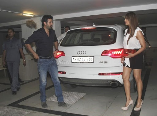 Karan Singh Grover and Bipasha Basu's Car Collection 1