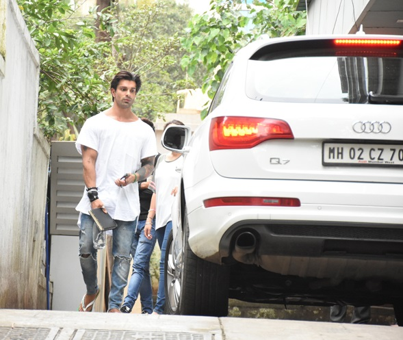 Karan Singh Grover and Bipasha Basu's Car Collection
