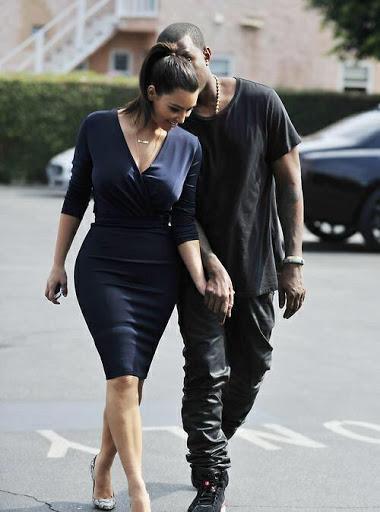 Kim Kardashian and Kanye West's Best Of Fashion Moments 2