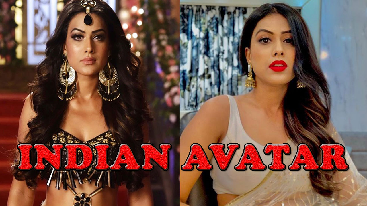 Nia Sharma Looks Super Hot In These Indian avatars!   IWMBuzz