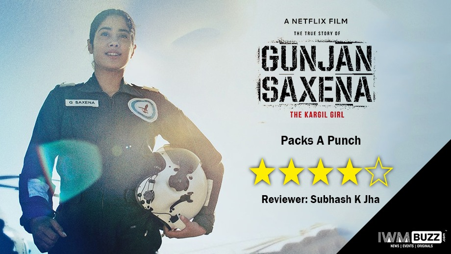 Review Of Netflix S Gunjan Saxena The Kargil Girl Packs A Punch
