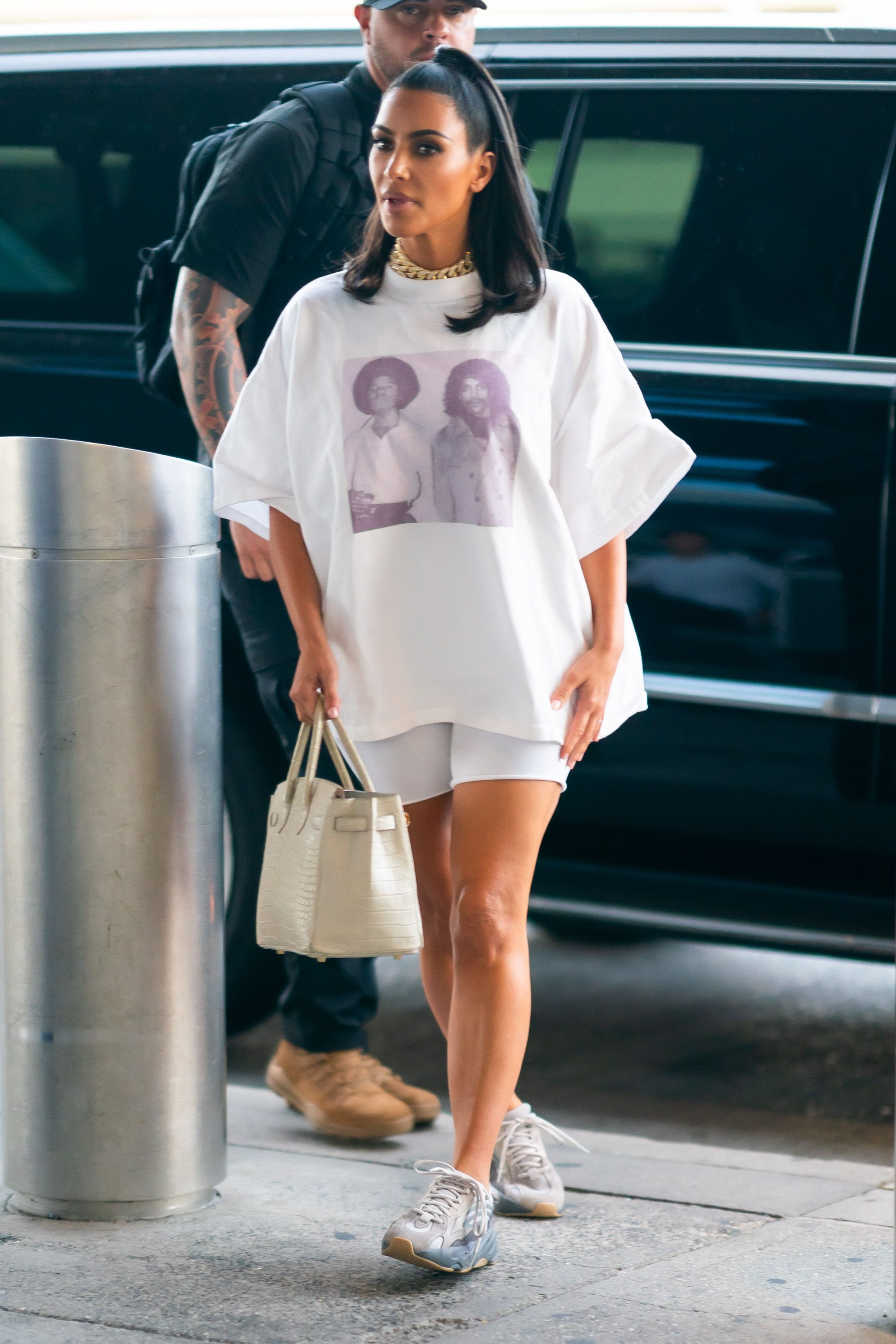 Take A Look At Kim Kardashian's Outfits For Your Summer Wardrobe