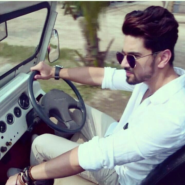 These Pictures Proved Zain Imam And His Love For Cars And Bikes 5