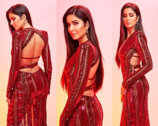 Want To Look Different At A Party? Make These Sequin Outfits A Part Of Your Style Like Katrina Kaif