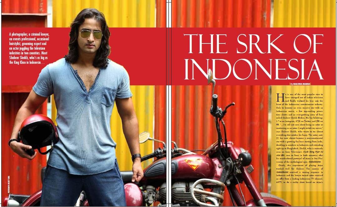 Yeh Rishtey Hain Pyaar Ke Star Shaheer Sheikh And His Indonesian Fan Moments 1