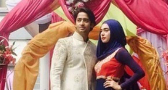 Yeh Rishtey Hain Pyaar Ke Star Shaheer Sheikh And His Indonesian Fan Moments 4