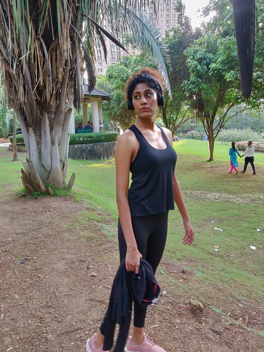 CID fame Shraddha Musale shares her tip for everyday fitness 1