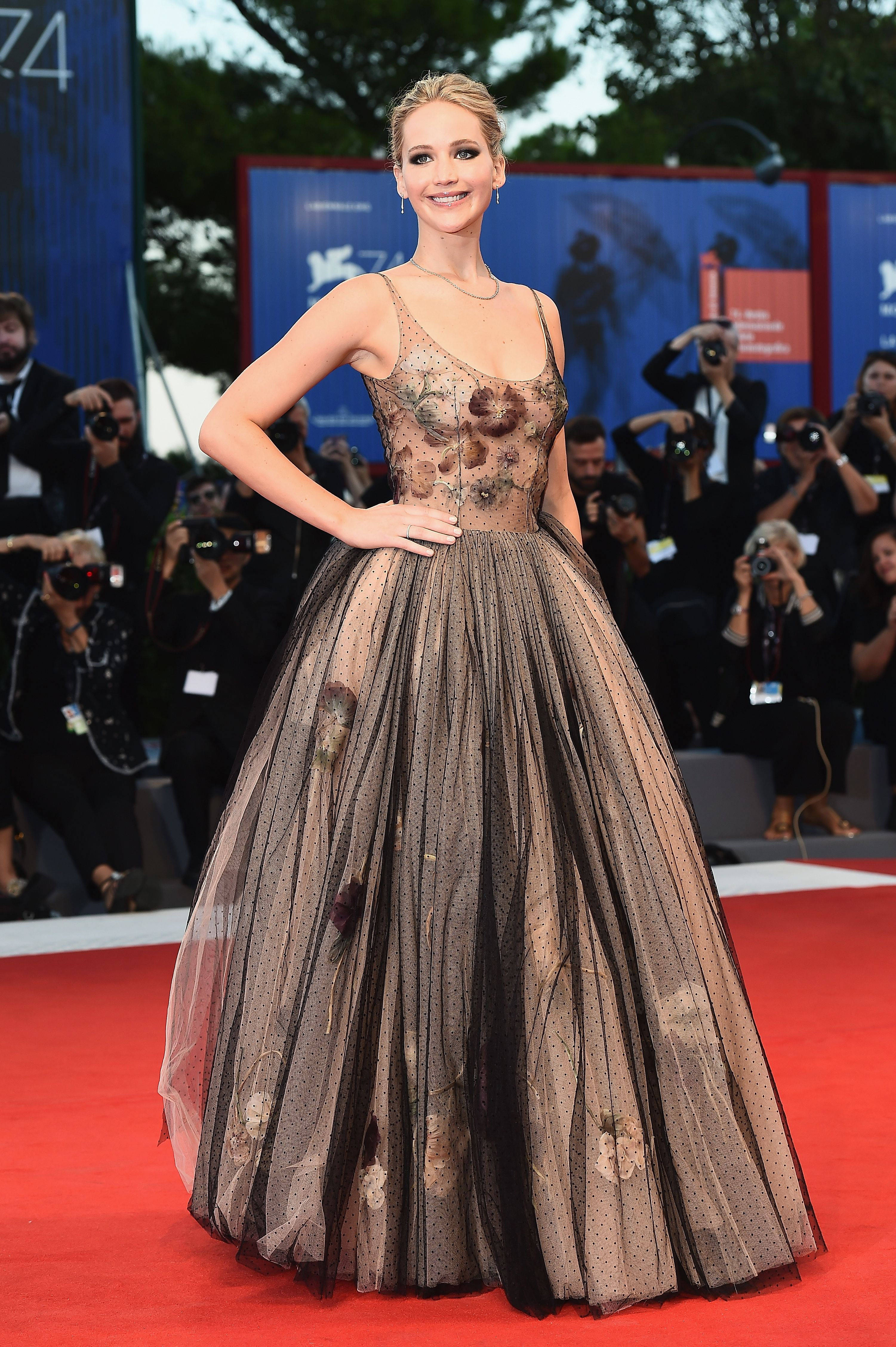 From Street Style To Red Carpet: Jennifer Lawrence's HOTTEST Looks 3