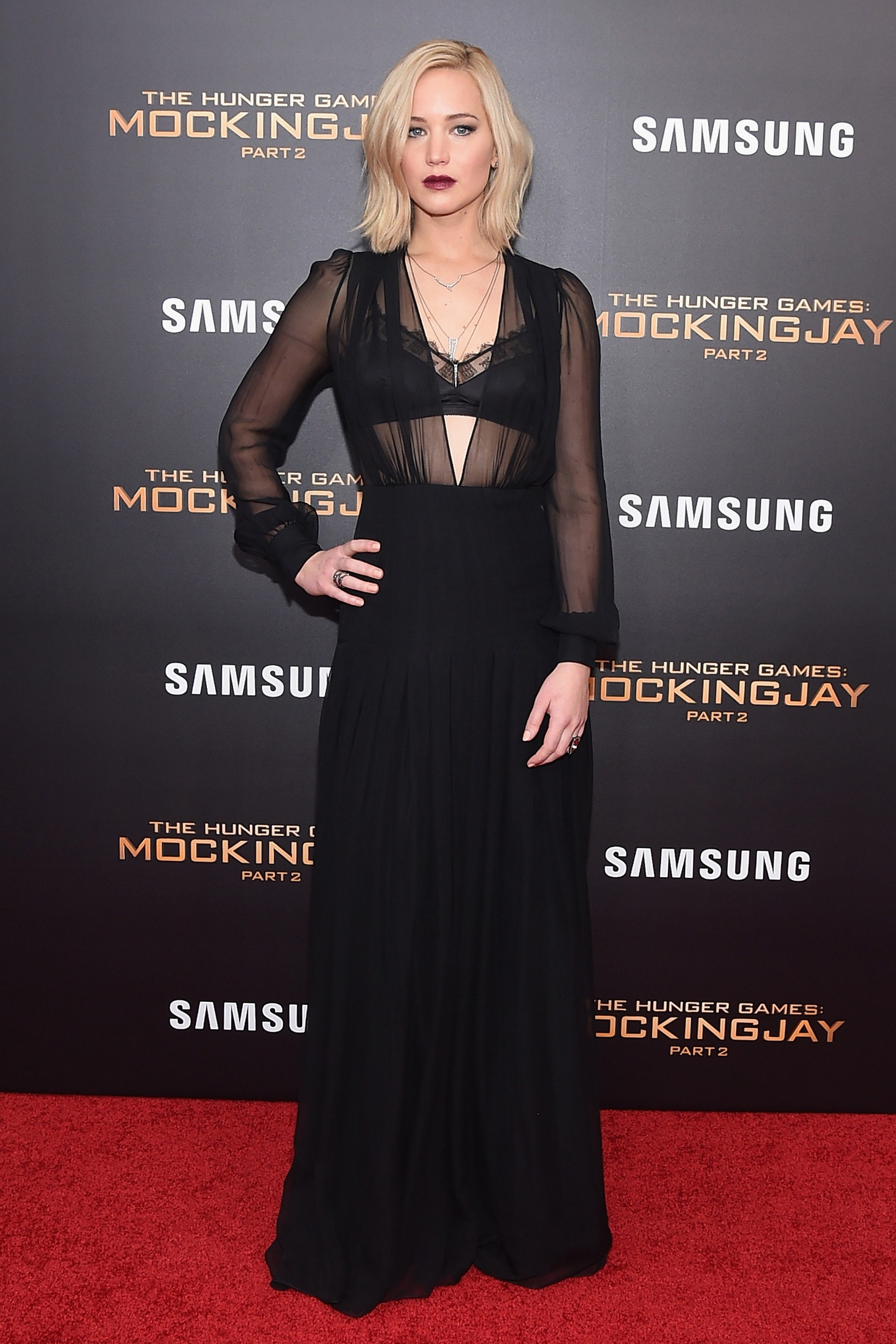 From Street Style To Red Carpet: Jennifer Lawrence's HOTTEST Looks 7