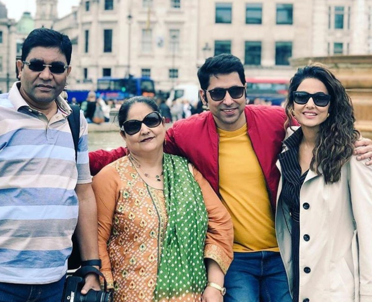 Hina Khan's Family, House, And Car Collection In 2020 1
