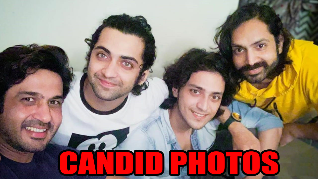 [IN PHOTOS] Sumedh Mudgalkar's Off-Screen SPECIAL Friendship Moments 2