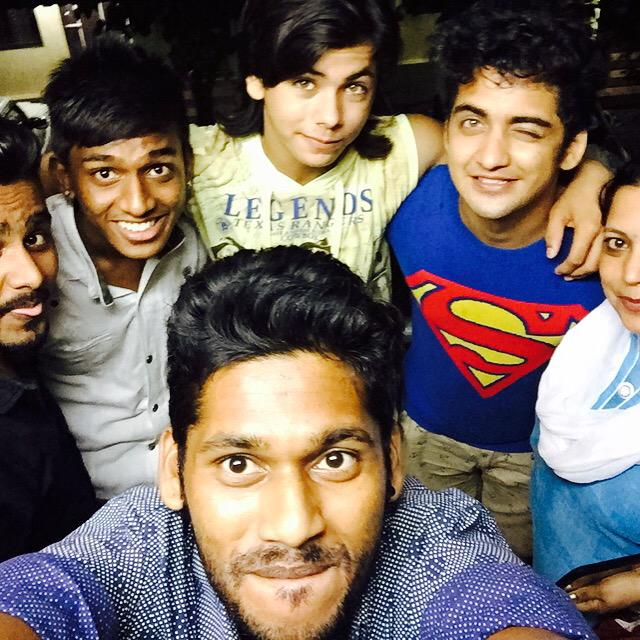 [IN PHOTOS] Sumedh Mudgalkar's Off-Screen SPECIAL Friendship Moments 4