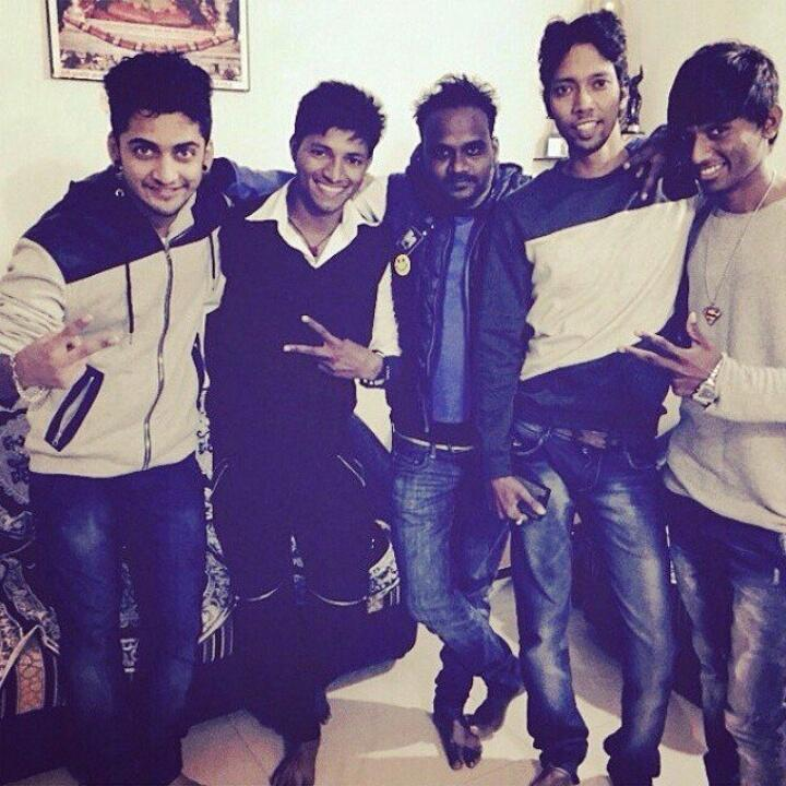 [IN PHOTOS] Sumedh Mudgalkar's Off-Screen SPECIAL Friendship Moments 6
