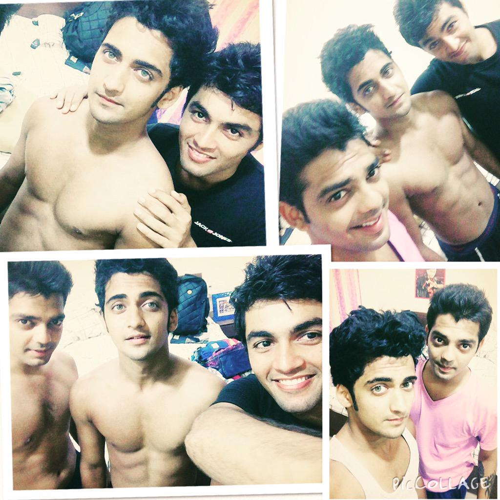 [IN PHOTOS] Sumedh Mudgalkar's Off-Screen SPECIAL Friendship Moments 8