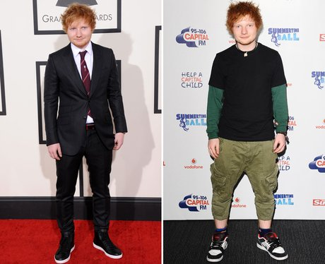Justin Bieber VS Ed Sheeran: Whose Style Game Is On Point? 2