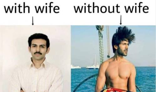 Kartik Aaryan's Viral Memes On The Internet
