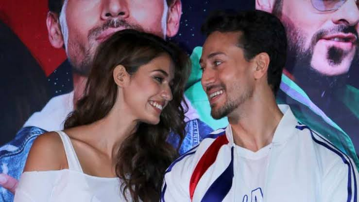 Moments when Tiger Shroff cared for Disha Patani 1
