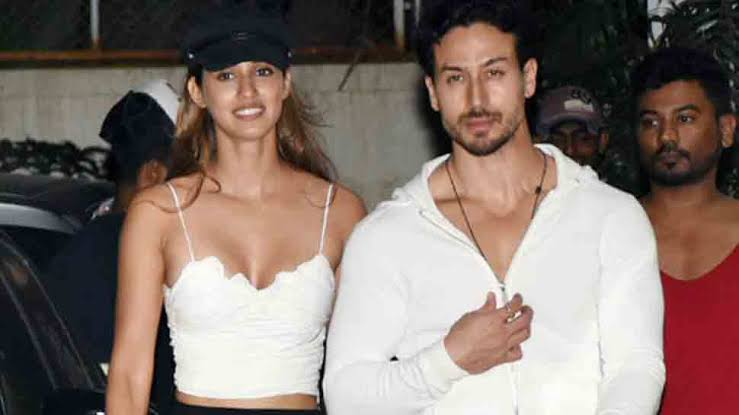 Moments when Tiger Shroff cared for Disha Patani