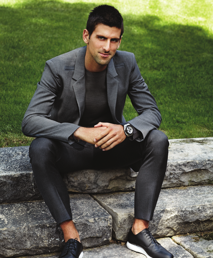 Novak Djokovic And His Best Looks In Suits 2