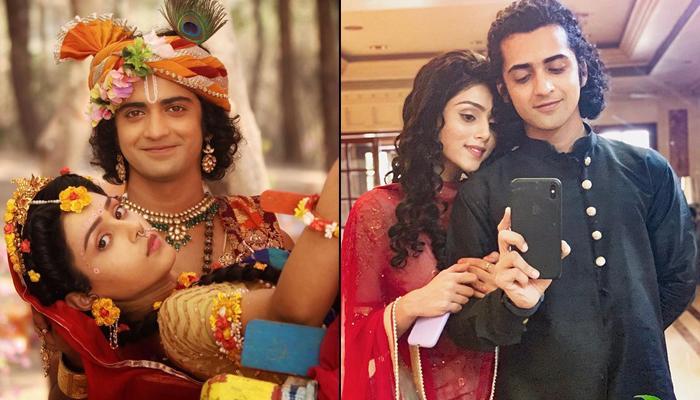 Off-Screen Photos Of Mallika Singh And Sumedh Mudgalkar Will Make You BLUSH! 1