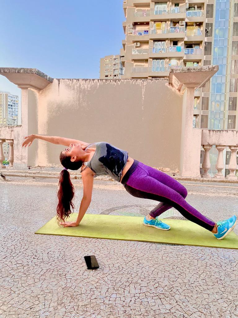 Qubool Hai fame Nisha Nagpal reveals her best fitness mantra 2