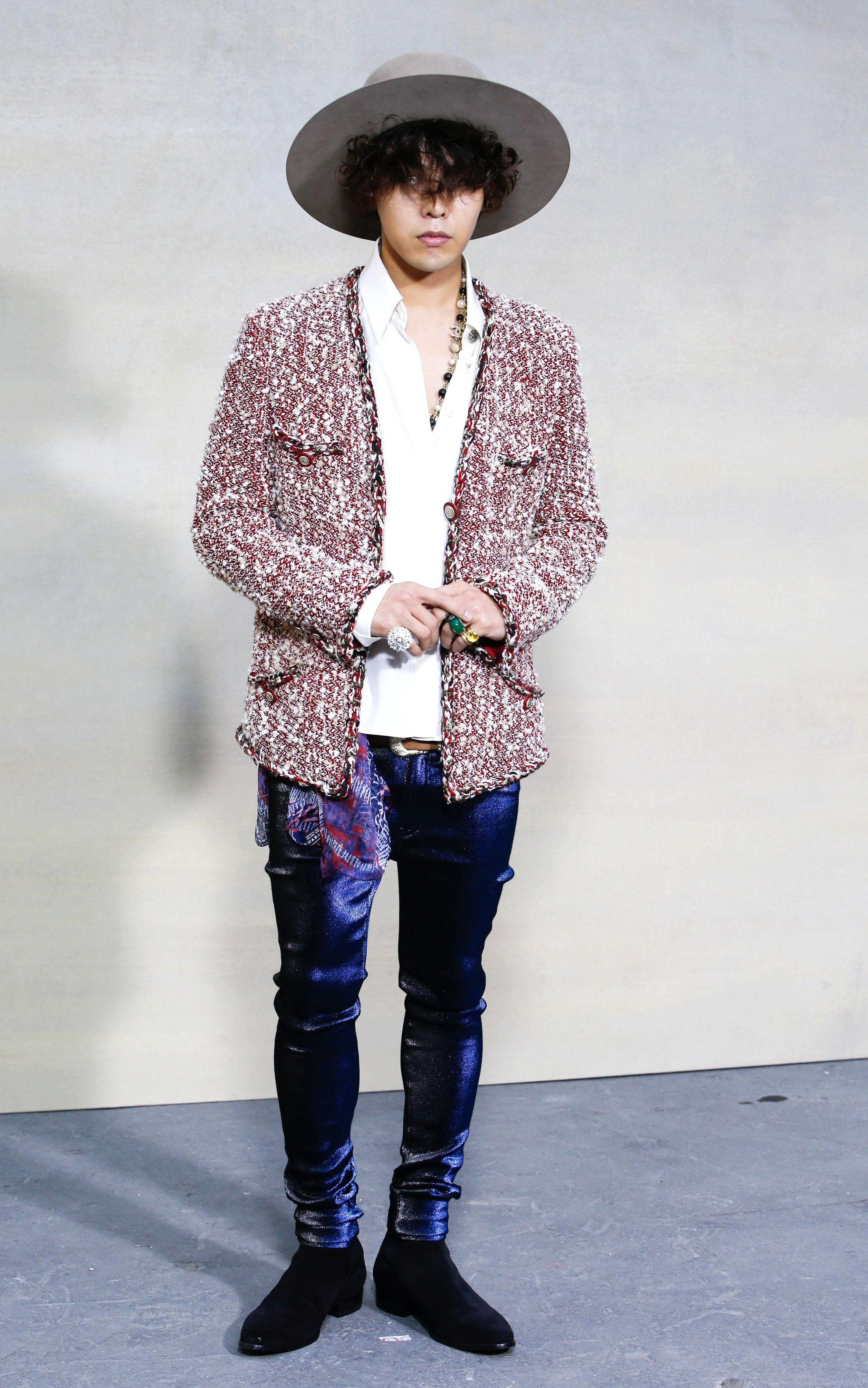 Reasons Why We Want to Be Fashion BFFs With BigBang's G-Dragon 1