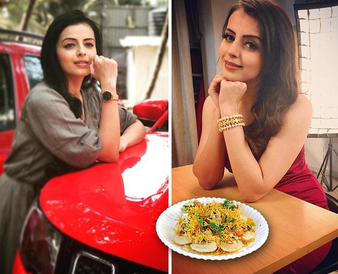Shrenu Parikh Is Not A Foodie But Can't Refuse Street Food! 2