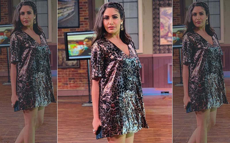 Surbhi Chandna's Oversize Looks Are GORGEOUS! 3