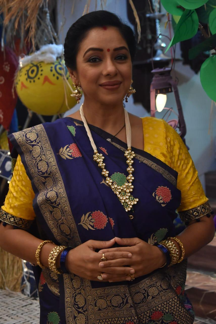 The role of Anupamaa has taught me to accept myself the way I am: Rupali Ganguly 1