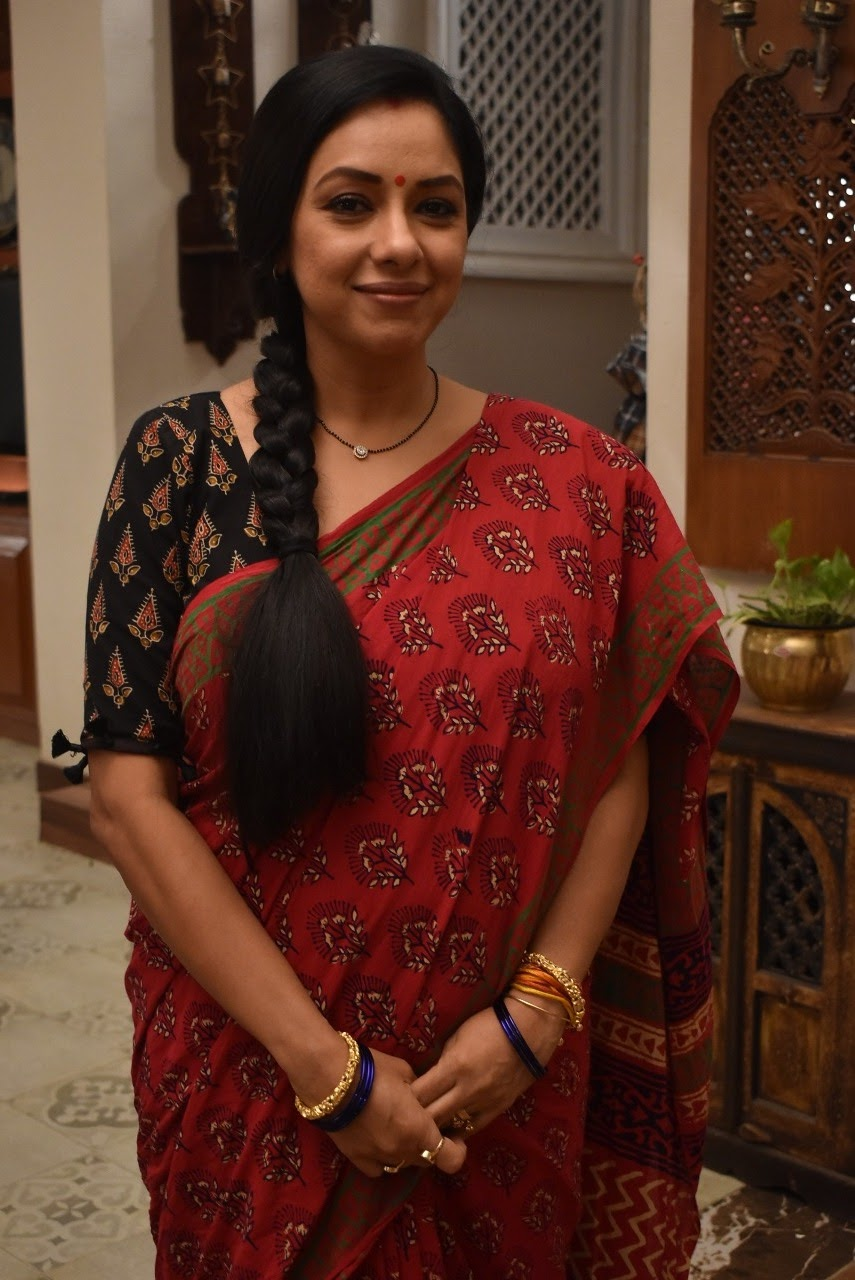 The role of Anupamaa has taught me to accept myself the way I am: Rupali Ganguly 2