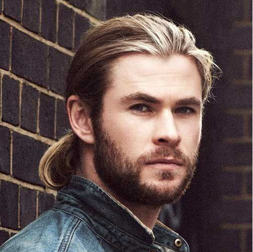 These Hairstyles From Chris Hemsworth Are Jaw-Dropping 5