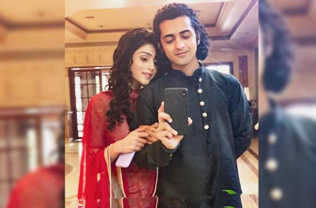 Times When Sumedh Mudgalkar Showed His Care For Mallika Singh 1