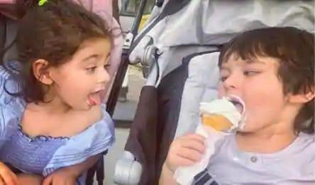 Top 5 Adorable Moments Of Taimur Ali Khan And Innaya Kemmu You Cannot MISS 1