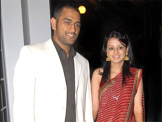 Unseen real-life pictures of Sakshi and Mahendra Singh Dhoni 1