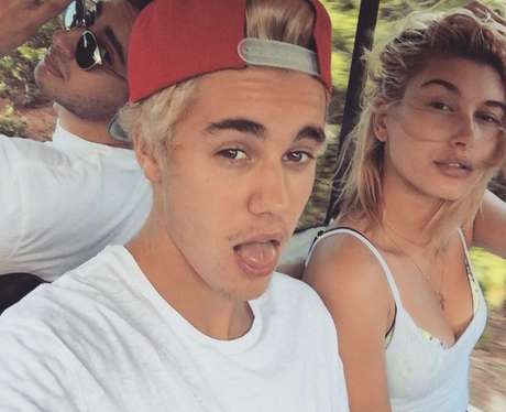 Justin and Hailey Bieber celebrate their second wedding anniversary with a picnic