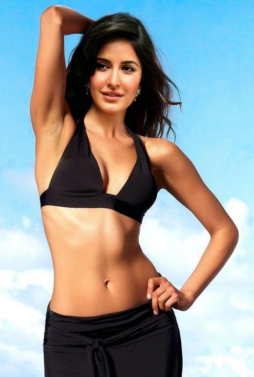 Anushka Sharma, Katrina Kaif And Pooja Hegde Sizzled And Oozed Hotness In Bikinis 4