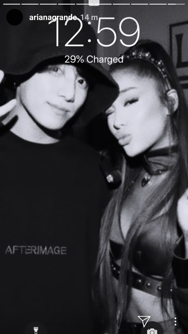 Ariana Grande And BTS's Jungkook RELATIONSHIP Details LEAKED 1