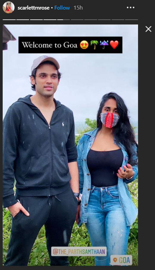 Checkout Where Parth Samthaan Is Enjoying His Vacation After Wrapping Up Shoot Of Kasautii Zindagii Kay! 1